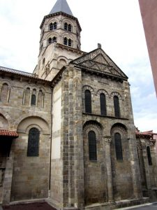 église Notre-Dame-du-Port clermont ferrand